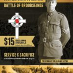 Battle of Broodseind pin